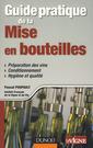 Couverture de l'ouvrage Guide pratique de la mise en bouteilles