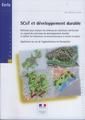 Couverture de l'ouvrage SCoT et développement durable. Méthode pour évaluer les schémas de cohérence territoriale au regard des principes ... (Dossiers CERTU N° 189...)