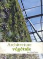 Couverture de l'ouvrage Architecture végétale