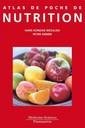 Couverture de l'ouvrage Atlas de poche de nutrition
