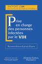 Couverture de l'ouvrage Prise en charge thérapeutique des personnnes infectées par le VIH. Recommandations du groupe d'experts (Rapport 2004)