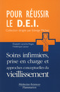 Couverture de l'ouvrage Soins infirmiers, prise en charge et approches conceptuelles du vieillissement