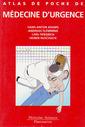 Couverture de l'ouvrage Atlas de poche de médecine d'urgence