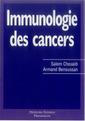 Couverture de l'ouvrage Immunologie des cancers
