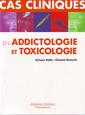 Couverture de l'ouvrage Cas cliniques en addictologie et toxicologie