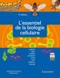 Couverture de l'ouvrage L'essentiel de la biologie cellulaire (3° Éd.)