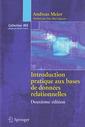 Couverture de l'ouvrage Introduction pratique aux bases de données relationnelles