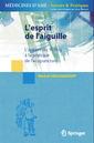 Couverture de l'ouvrage L'esprit de l'aiguille. L'apport du Yi Jing à la pratique de l'acupuncture