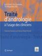 Couverture de l'ouvrage Traité d'andrologie à l'usage des cliniciens