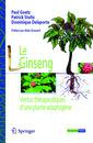 Couverture de l'ouvrage Le Ginseng