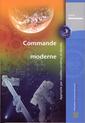 Couverture de l'ouvrage Commande moderne. Approche par modèles continus et discrets