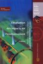 Couverture de l'ouvrage L'évaluation des impacts sur l'environnement.