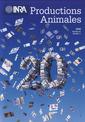 Couverture de l'ouvrage 20 ans de recherches en productions animales à l'INRA (Productions animales 2008, vol. 21, n° 1. Numéro spécial anniversaire)