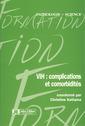 Couverture de l'ouvrage VIH : complications et comorbidités