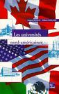 Couverture de l'ouvrage Les universités nord-américaines (2e éd)