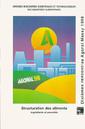 Couverture de l'ouvrage Structuration des aliments (10° rencontres scientifiques et technologiques des IAA, Massy 1998)