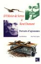 Couverture de l'ouvrage D'Olivier de Serres à René Dumont