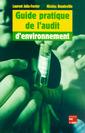 Couverture de l'ouvrage Guide pratique de l'audit d'environnement