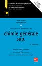 Couverture de l'ouvrage Exercices et problèmes de chimie générale Sup. (Guide pratique, 2° Éd.)