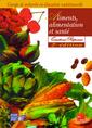 Couverture de l'ouvrage Aliments, alimentation et santé