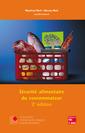 Couverture de l'ouvrage Sécurité alimentaire du consommateur (2° Éd.)