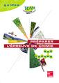 Couverture de l'ouvrage Préparer l'épreuve de chimie bac techno STAE (Guides, coll. TEAM)