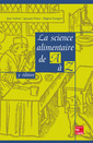 Couverture de l'ouvrage La science alimentaire de A à Z (3° Ed.)