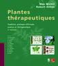 Couverture de l'ouvrage Plantes thérapeutiques  (2° Ed.)