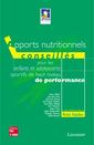 Couverture de l'ouvrage Apports nutritionnels conseillés pour les enfants et adolescents sportifs de haut niveau de performance