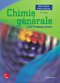 Couverture de l'ouvrage Chimie générale : cours et exercices résolus