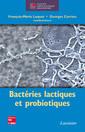 Couverture de l'ouvrage Bactéries lactiques et probiotiques