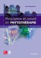 Couverture de l'ouvrage Prescription et conseil en phytothérapie