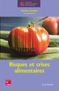 Couverture de l'ouvrage Risques et crises alimentaires