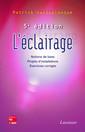 Couverture de l'ouvrage L'éclairage: Notions de base, projets d'installations, exercices corrigés (5° Édition)