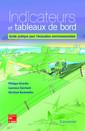 Couverture de l'ouvrage Indicateurs et tableaux de bord : guide pratique pour l'évaluation environnementale