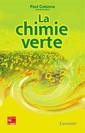 Couverture de l'ouvrage La chimie verte