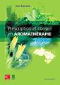 Couverture de l'ouvrage Prescription et conseil en aromathérapie