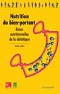 Couverture de l'ouvrage Nutrition du bien-portant