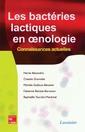 Couverture de l'ouvrage Les bactéries lactiques en oenologie