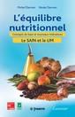 Couverture de l'ouvrage L'équilibre nutritionnel (avec CD-ROM compatible Mac et PC)