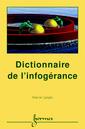 Couverture de l'ouvrage Dictionnaire de l'infogérance