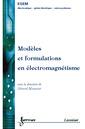 Couverture de l'ouvrage Modèles et formulations en électromagnétisme : électromagnétisme et éléments finis 2