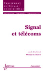 Couverture de l'ouvrage Signal et télécoms
