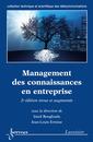 Couverture de l'ouvrage Management des connaissances en entreprise
