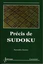 Couverture de l'ouvrage Précis de sudoku