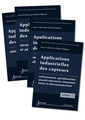 Couverture de l'ouvrage Applications industrielles des capteurs (les 4 volumes)