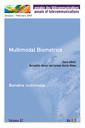 Couverture de l'ouvrage Multimodal Biometrics. Biométrie multimodale (Annales des télecommunications Vol. 62 N° 1-2 January/February 2007)