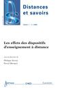 Couverture de l'ouvrage Les effets des dispositifs d'enseignement à distance (Distances et savoirs Vol. 7 N° 1/Janvier-Mars 2009)
