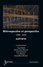 Couverture de l'ouvrage H2PTM'09 (Actes). Rétrospective et perspective : 1989 - 2009