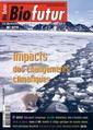 Couverture de l'ouvrage Biofutur N° 270 : impacts des changements climatiques